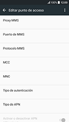 HTC 10 - Internet - Configurar Internet - Paso 13