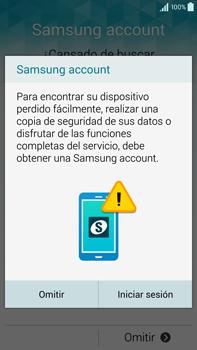 Samsung N910F Galaxy Note 4 - Primeros pasos - Activar el equipo - Paso 14