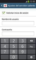 Samsung S7580 Galaxy Trend Plus - E-mail - Configurar correo electrónico - Paso 14