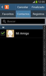Samsung S7580 Galaxy Trend Plus - MMS - Escribir y enviar un mensaje multimedia - Paso 8