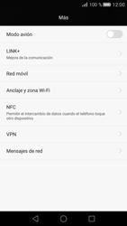 Huawei P8 - MMS - Configurar el equipo para mensajes multimedia - Paso 4