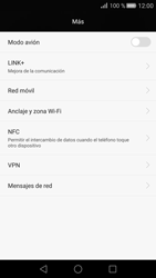 Huawei P8 - Internet - Configurar Internet - Paso 4