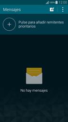 Samsung G850F Galaxy Alpha - MMS - Configurar el equipo para mensajes de texto - Paso 4