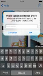 Apple iPhone 5s iOS 10 - Aplicaciones - Descargar aplicaciones - Paso 16