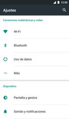 BQ Aquaris U - Internet - Ver uso de datos - Paso 4