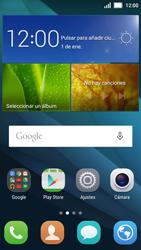 Huawei Y5 - MMS - Configurar el equipo para mensajes de texto - Paso 2