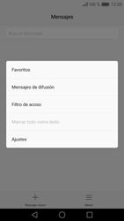 Huawei P9 - MMS - Configurar el equipo para mensajes de texto - Paso 5