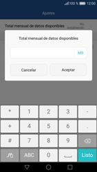Huawei P9 - Internet - Ver uso de datos - Paso 8