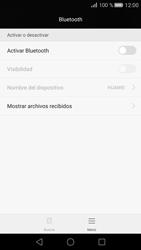 Huawei P8 - Connection - Conectar dispositivos a través de Bluetooth - Paso 4
