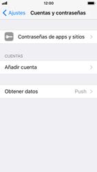 Apple iPhone SE - iOS 11 - E-mail - Configurar Yahoo! - Paso 4