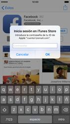 Apple iPhone 6s iOS 10 - Aplicaciones - Tienda de aplicaciones - Paso 26