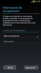 Samsung I9300 Galaxy S III - Primeros pasos - Activar el equipo - Paso 15