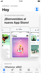 Apple iPhone 6 iOS 11 - Aplicaciones - Descargar aplicaciones - Paso 3