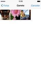 Apple iPhone 5s - MMS - Escribir y enviar un mensaje multimedia - Paso 11