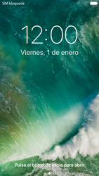 Apple iPhone 6s iOS 10 - Internet - Configurar Internet - Paso 14