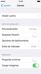 Apple iPhone SE - iOS 10 - E-mail - Configurar Yahoo! - Paso 4
