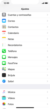 Apple iPhone X - E-mail - Configurar Yahoo! - Paso 3