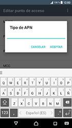 Sony Xperia XA1 - MMS - Configurar el equipo para mensajes multimedia - Paso 13