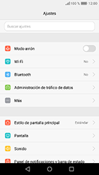 Huawei Y6 (2017) - WiFi - Conectarse a una red WiFi - Paso 3