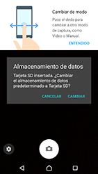 Sony Xperia XA1 - Red - Uso de la camára - Paso 5