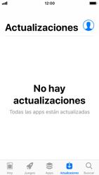 Apple iPhone SE - iOS 11 - Aplicaciones - Descargar aplicaciones - Paso 7