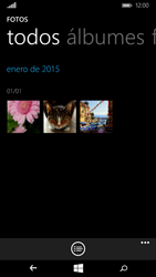 Microsoft Lumia 640 - E-mail - Escribir y enviar un correo electrónico - Paso 10