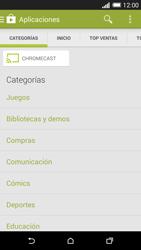 HTC One M8 - Aplicaciones - Descargar aplicaciones - Paso 6