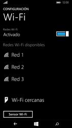 Microsoft Lumia 640 - WiFi - Conectarse a una red WiFi - Paso 6