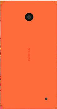Nokia Lumia 635 - Primeros pasos - Quitar y colocar la batería - Paso 2
