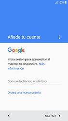 Samsung Galaxy J5 (2017) - Primeros pasos - Activar el equipo - Paso 10