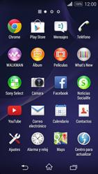 Sony D2203 Xperia E3 - E-mail - Configurar Outlook.com - Paso 2
