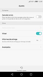 Huawei Y6 (2017) - MMS - Configurar el equipo para mensajes de texto - Paso 5