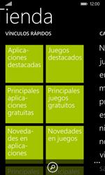 Nokia Lumia 635 - Aplicaciones - Descargar aplicaciones - Paso 5