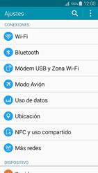 Samsung A500FU Galaxy A5 - MMS - Configurar el equipo para mensajes multimedia - Paso 4