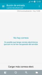 Samsung A500FU Galaxy A5 - E-mail - Configurar Outlook.com - Paso 11