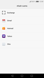 Huawei P9 - E-mail - Configurar Outlook.com - Paso 6