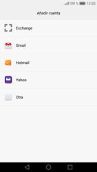 Huawei P9 - E-mail - Configurar Yahoo! - Paso 6
