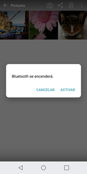 LG G6 - Connection - Transferir archivos a través de Bluetooth - Paso 10