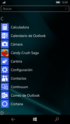 Microsoft Lumia 950 - E-mail - Configurar Outlook.com - Paso 3
