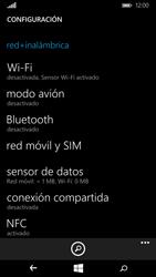 Microsoft Lumia 640 - Internet - Activar o desactivar la conexión de datos - Paso 4