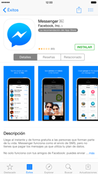 Apple iPhone 6 Plus iOS 8 - Aplicaciones - Tienda de aplicaciones - Paso 8