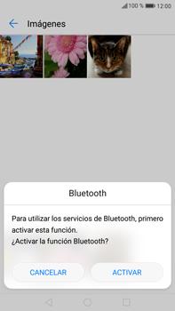 Huawei Mate 9 - Connection - Transferir archivos a través de Bluetooth - Paso 9