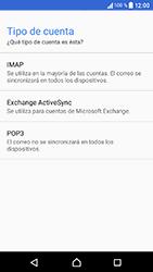 Sony Xperia XA1 - E-mail - Configurar correo electrónico - Paso 10
