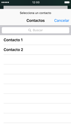 Apple iPhone SE - iOS 10 - E-mail - Escribir y enviar un correo electrónico - Paso 5