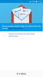 Samsung Galaxy S7 Edge - E-mail - Configurar Gmail - Paso 6