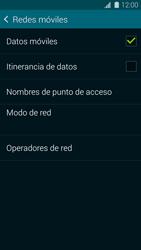 Samsung G900F Galaxy S5 - MMS - Configurar el equipo para mensajes multimedia - Paso 6