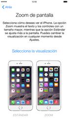 Apple iPhone 6 Plus iOS 8 - Primeros pasos - Activar el equipo - Paso 23