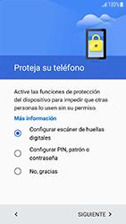 Samsung Galaxy J5 (2017) - Primeros pasos - Activar el equipo - Paso 14