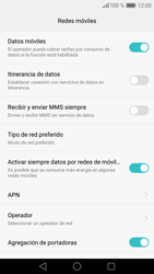 Huawei P9 - Internet - Configurar Internet - Paso 6