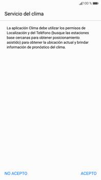 Huawei Mate 9 - Primeros pasos - Activar el equipo - Paso 8